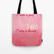 Simple Words Tote Bag