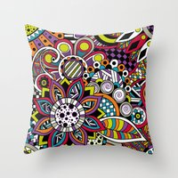 Sasha. Throw Pillow