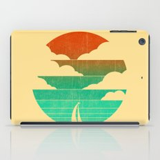 Go West (sail away in my boat) iPad Case