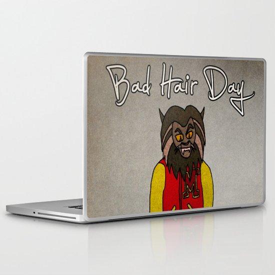 bad hair day no:5 / Thriller Laptop & iPad Skin
