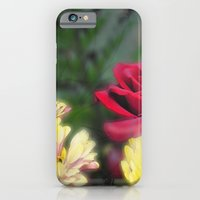 iPhone & iPod Case featuring Flowers at Day by Stylistic