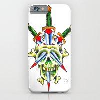Skull & Dagger iPhone 6 Slim Case
