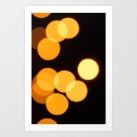 All That Glitters Art Print