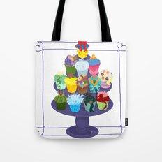 The Princess Cupcake Collection II Tote Bag