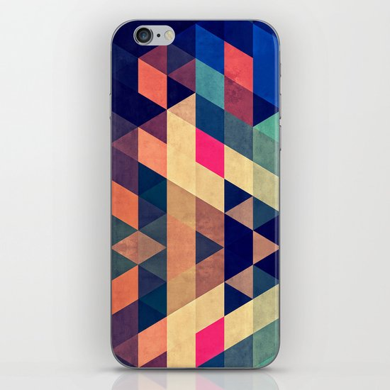 wyy iPhone & iPod Skin