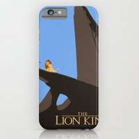 Lion King iPhone 6 Slim Case