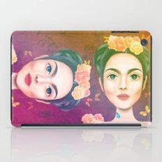 Frida kahlo iPad Case