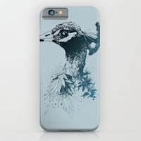 iPhone & iPod Case featuring Peacock by Ghostsontoast