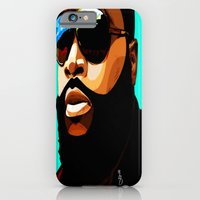 iPhone & iPod Case featuring Rozay by D77 The DigArtisT