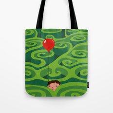 The Maze Tote Bag