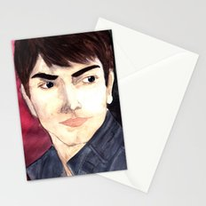Grimm - Nick Burkhart Stationery Cards