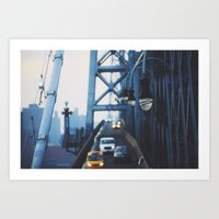 New Angles Art Print