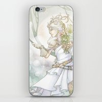 Winterwalk iPhone & iPod Skin