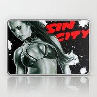 Sin City Girl Laptop & iPad Skin