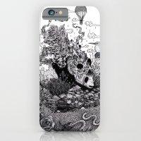 Land Of The Sleeping Gia… iPhone 6 Slim Case