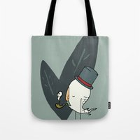 Fancy Root Tote Bag