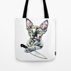 Killer Olive Tote Bag