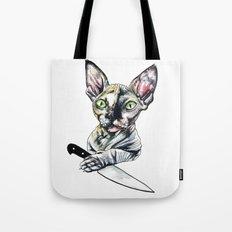 Killer Olive Tote Bag