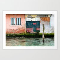 All About Italy. Venice … Art Print