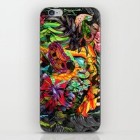 Just Another Day In The … iPhone & iPod Skin