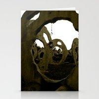 Screaming Lantern Stationery Cards