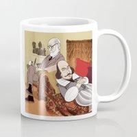 Freud Analysing Shakespe… Mug