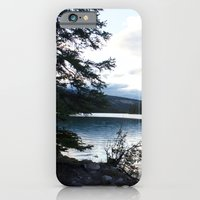 iPhone Cases featuring Beauvert Lake 2 by RMK Photography