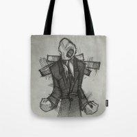 Wraith II. Tote Bag