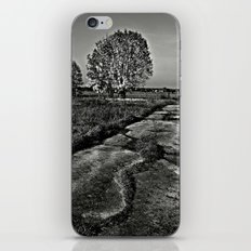 Dark Autumnal Spirit of October iPhone & iPod Skin