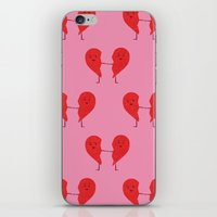 The Course Of Love iPhone & iPod Skin