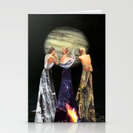 The Three Erinyes Stationery Cards