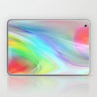 Multicolored Abstract No… Laptop & iPad Skin
