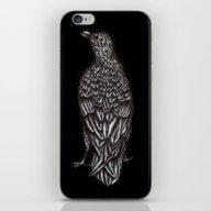 Gregor In Black iPhone & iPod Skin