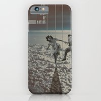 iPhone & iPod Case featuring MOVING FOR THE SAKE OF MOTION by lifeinaquietplace