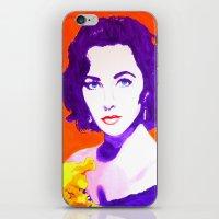 Liz iPhone & iPod Skin