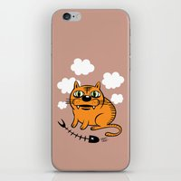 FAT CAT iPhone & iPod Skin