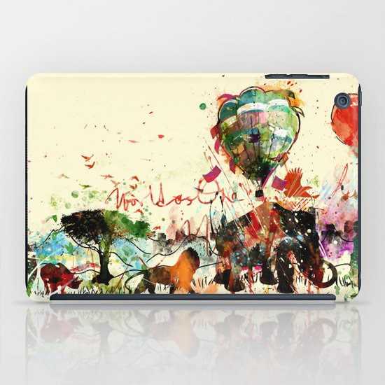 World as One : Human Kind iPad Case