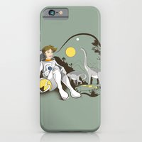 The Time Traveler iPhone 6 Slim Case