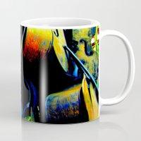 Technicolor Cellos  Mug
