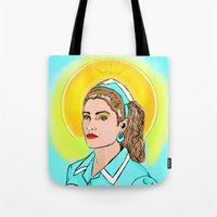 St. Shelly Tote Bag