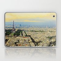 Above Paris Laptop & iPad Skin