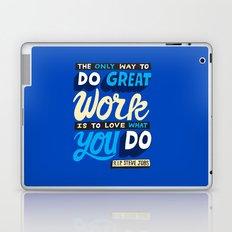 RIP Steve Jobs Laptop & iPad Skin
