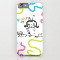 Doodle Bug iPhone 6 Slim Case