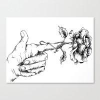Peace Canvas Print