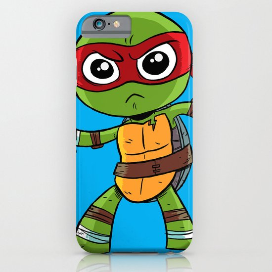 TMNT Raphael iPhone & iPod Case