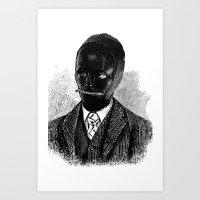 BDSM II Art Print