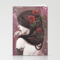 Red Delicious Stationery Cards