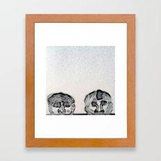 The Guys Framed Art Print