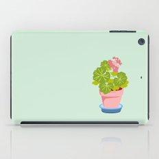 Geranium #2 iPad Case