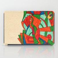 - Faces S - iPad Case